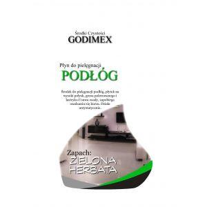 Pielęgnacja podłóg - zapach zielona herbata 1 l