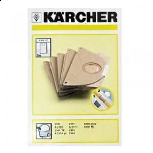 Worki  filtracyjne papierowe 6.904-167