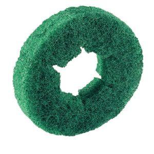 Pady walcowe zielone 105 mm