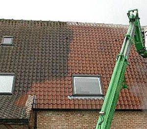 Płyn do mycia dachu